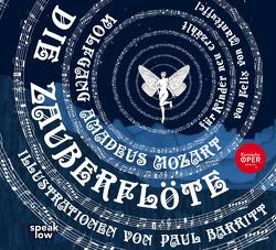 Die Zauberflöte von Mozart,  Wolfgang Amadeus