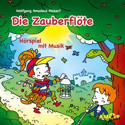 Die Zauberflöte – Hörspiel mit Opernmusik von Mozart,  Wolfgang Amadeus, Petzold,  Bert Alexander