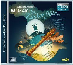 Die Zauberflöte von Mozart,  Wolfgang Amadeus, Petzold,  Bert Alexander