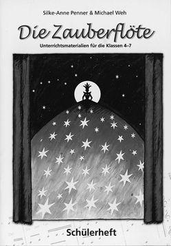 Die Zauberflöte von Penner,  Silke A, Weh,  Michael
