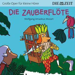Die Zauberflöte Die ZEIT-Edition von Mozart,  Wolfgang Amadeus, Petzold,  Bert Alexander