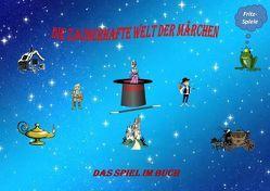 Die zauberhafte Welt der Märchen von Schrader,  Fritz