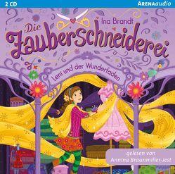 Die Zauberschneiderei (1). Leni und der Wunderfaden von Brandt,  Ina