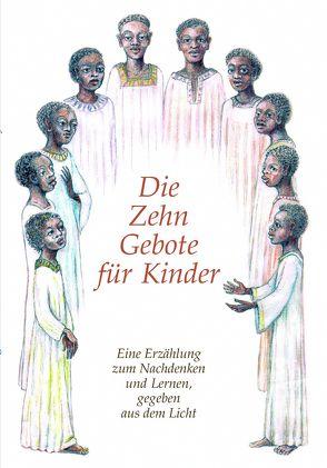 Die Zehn Gebote für Kinder von Gabriele