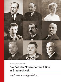 Die Zeit der Novemberrevolution in Braunschweig und ihre Protagonisten von Biegel,  Gerd, Steinführer,  Henning