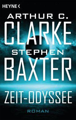 Die Zeit-Odyssee von Baxter,  Stephen, Clarke,  Arthur C.