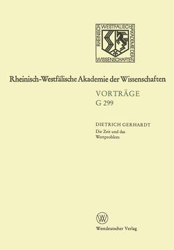 Die Zeit und das Wertproblem, dargestellt an den Übersetzungen V.A. Žukovskijs von Gerhardt,  Dietrich