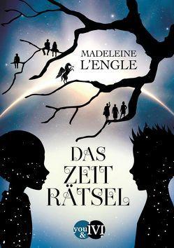 Das Zeiträtsel von Harranth,  Wolf, L'Engle,  Madeleine