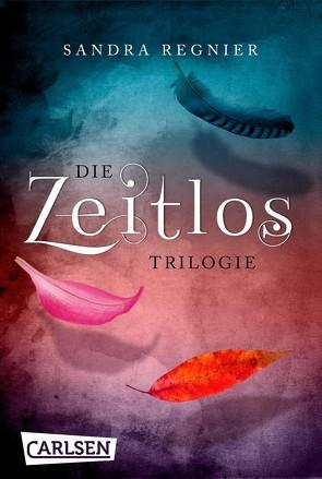 Die Zeitlos-Trilogie: Band 1 bis 3 als E-Box von Regnier,  Sandra