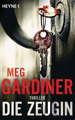 Die Zeugin von Gardiner,  Meg, Mader,  Friedrich