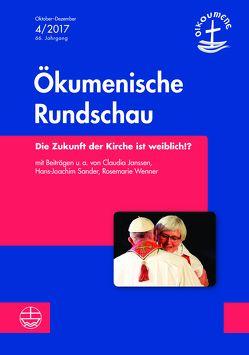 Die Zukunft der Kirche ist weiblich!? von Sahm,  Gisela