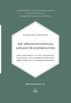 Die Zweidimensionale Laplace-Transformation von Doetsch, Voelker,  D.