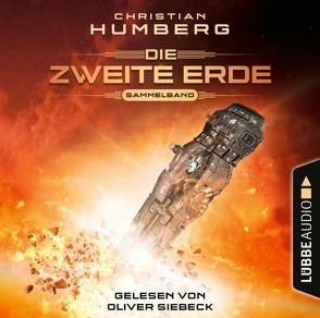 Die zweite Erde – Sammelband von Humberg,  Christian, Siebeck,  Oliver