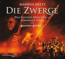 Die Zwerge – live von Corax,  Corvus, Heitz,  Markus, Steck,  Johannes