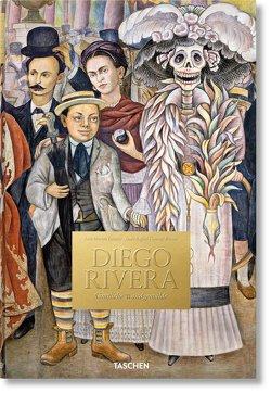 Diego Rivera. Sämtliche Wandgemälde von Lozano,  Luis-Martín, Rivera,  Juan Rafael Coronel