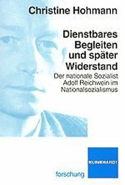 Dienstbarer Begleiter und später Widerstand von Hohmann,  Christine