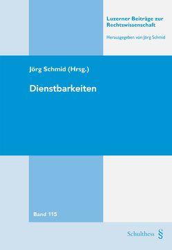 Dienstbarkeiten von Hürlimann-Kaup ,  Bettina, Rusch,  Arnold F., Schmid,  Jörg, Schwarz,  Jörg