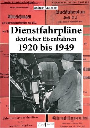 Dienstfahrpläne deutscher Eisen-