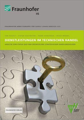 Dienstleistungen im Technischen Handel. von Danzinger,  Frank, Hastreiter,  Stefan, Posselt,  Tim, Wrobel,  Heiko