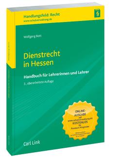 Dienstrecht in Hessen von Bott,  Wolfgang