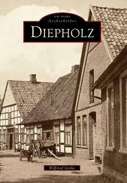 Diepholz von Gerke,  Wilfried