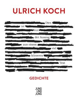 Dies ist nur der Auszug aus einem viel kürzeren Text von Koch,  Ulrich