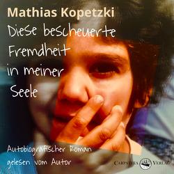 Diese bescheuerte Fremdheit in meiner Seele von Kopetzki,  Mathias