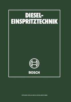 Diesel-Einspritztechnik von Robert Bosch GmbH