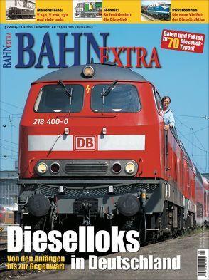 Dieselloks in Deutschland