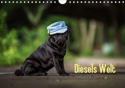 Diesels Welt (Wandkalender 2019 DIN A4 quer) von Wobith Photography - FotosVonMaja,  Sabrina