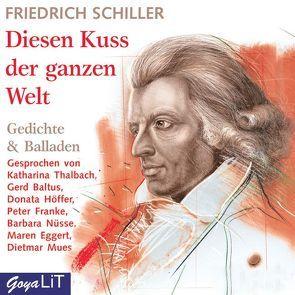 Diesen Kuss der ganzen Welt von Schiller,  Friedrich