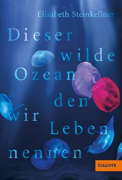 Dieser wilde Ozean, den wir Leben nennen von Steinkellner,  Elisabeth