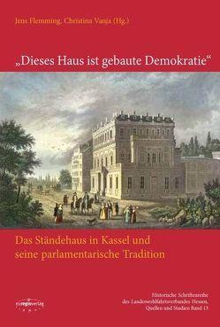 Dieses Haus ist gebaute Demokratie von Flemming,  Jens, Vanja,  Christina