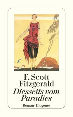 Diesseits vom Paradies von Blumenberg,  Bettina, Fitzgerald,  F. Scott, Tichy,  Martina