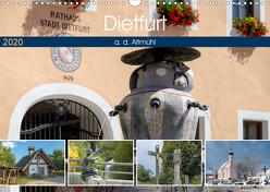 Dietfurt a. d. Altmühl (Wandkalender 2020 DIN A3 quer) von Portenhauser,  Ralph
