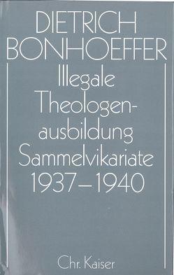 Dietrich Bonhoeffer Werke (DBW) / Barcelona, Berlin, Amerika 1928-1931 von Hase,  Hans Ch. von, Roggelin,  Holger, Staats,  Reinhart, Wünsche,  Matthias