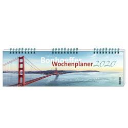 Dietrich Bonhoeffer-Wochenplaner 2020