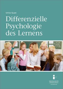 Differenzielle Psychologie des Lernens von Quast,  Ulrike