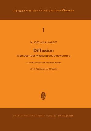 Diffusion von Hauffe,  K., Jost,  W.