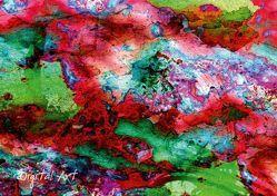 Digital Art (Tischaufsteller DIN A5 quer) von Siebenhühner,  Gabi