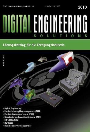 Digital Engineering  Solutions 2010 von Grohmann,  Hans J