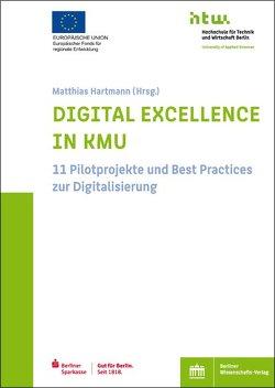 Digital Excellence in KMU von Gebhardt,  Leonhard, Hartmann,  Matthias