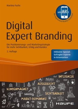 Digital Expert Branding – inkl. Augmented-Reality-App von Fuchs,  Martina