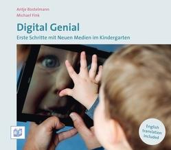 Digital Genial von Bostelmann,  Antje, Fink,  Michael