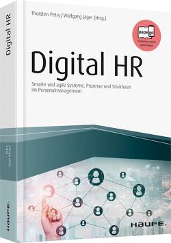 Digital HR von Jaeger,  Wolfgang, Petry,  Thorsten