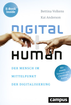Digital human von Anderson,  Kai, Keese,  Christoph, Volkens,  Bettina