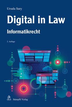 Digital in Law von Sury,  Ursula