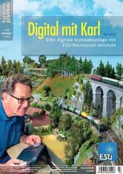 Digital mit Karl von Gebele,  Karl
