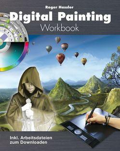 Digital Painting Workbook von Hassler,  Roger