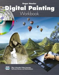 Digital Painting Workbook von Hassler,  Roger